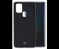 Mobilize Rubber Gelly Case Samsung Galaxy A21s Matt Black