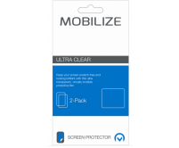 Mobilize Clear 2-pack Screen Protector Samsung Galaxy S21