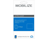 Mobilize Clear 2-pack Screen Protector Apple iPhone 12 Mini