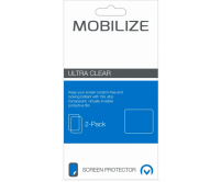 Mobilize Clear 2-pack Screen Protector Samsung Galaxy A12